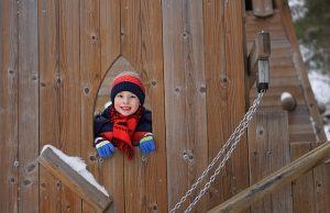 פעילויות עם ילדים בחורף
